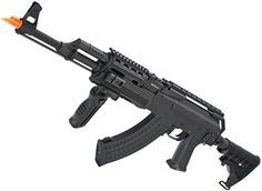 Evike CYMA Full Metal AK74 CPW Contractor Airsoft AEG Rifle  30466 ** Read more reviews of the product by visiting the link on the image.