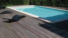 Image result for modern pool wood deck