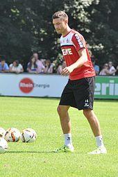 Jonas Hector –  1. FC Köln deutscher Nationalspieler