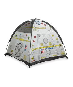 Love this Space Module Tent by Pacific Play Tents on #zulily! #zulilyfinds