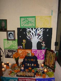 """Mi ofrenda 2016 """"Dia de Muertos"""""""