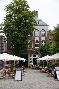 Teekontor Speicherstadt, Hamburg, Germany.