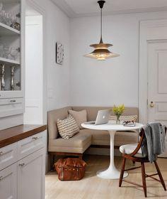 Кухонный уголок в интерьере: 55 идей   Sweet home
