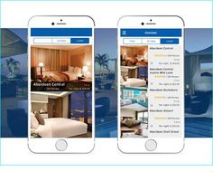 20 Example of Hotel App UI Design for Inspiration Hotel App, App Ui Design, Wall Design, Inspiration, Biblical Inspiration, Inhalation