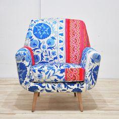 Name Design Studio: Bay Winter Armchair #bohemian #gipsy #boheme