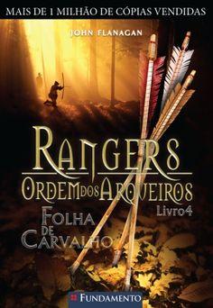 Rangers Ordem dos Arqueiros - Livro 4 - Folha de Carvalho