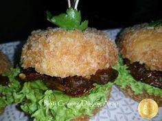 PATYSKITCHEN: ROTI GORENG DAGING ASAP Malay Food, Beef, Chicken, Ethnic Recipes, Meat, Steak, Cubs
