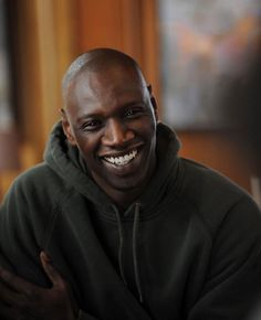 Omar Sy - his smile is amazing!