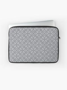 """Ultimate Gray #1"" Laptop Sleeve by Kettukas 