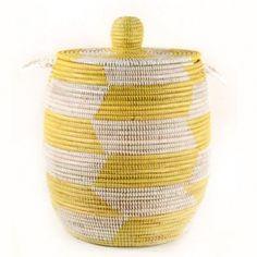 Senegal Laundry Basket Lge | Decorator | Homewares | Husk