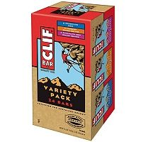 CLIF Energy Bars 3 Flavor Variety Pack. http://affordablegrocery.com