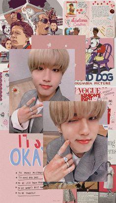 Kpop Backgrounds, Kids Background, K Wallpaper, Baby Prince, Baby Squirrel, Fandom, Kids On The Block, Kids Z, Kid Memes
