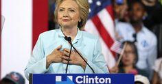 +++ US-Wahlen im News-Ticker +++ - Demokraten nominieren Hillary Clinton als Präsidentschaftskandidatin (Focus Online)