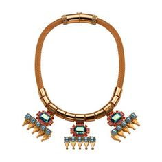 jewellery, statement, necklace, mawi
