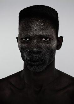 Daniel Phahlamohlake by Travys Owen    Lukhanyo Mdingi FW 15  Styled by Gabrielle Kannemeyer