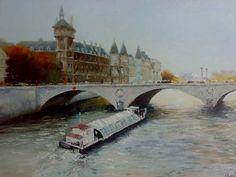Картины (живопись) : Лондон.