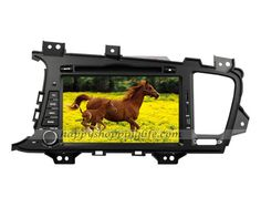 Kia K5 Android Auto Radio DVD Player with GPS Navigation Wifi 3G Digital TV RDS CAN Bus