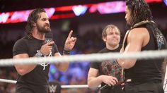 """Raw 6/13/16: """"The Ambrose Asylum"""" with Roman Reigns and Seth Rollins"""