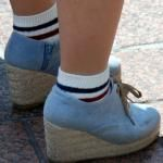 japanese street fashion - young womens shoes trends - fashion in japan