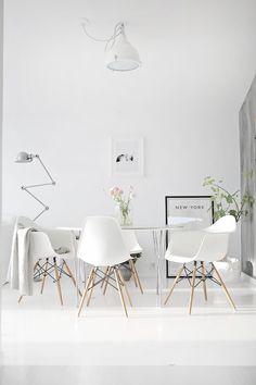 decor, interior design, dining rooms, style, white walls