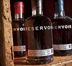 Reservoir hit stores in 2010 and is the brainchild of Jay Carpenter and David Cuttino.     The pair produces small batches of Bourbon, Wheat Whiskey, and Rye Whiskey.     As a member of the microdistillery movement, the team is proud of being able to experiment with a wide spectrum of flavors.