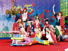 SM Entertainment has abandoned the plan to unveil I Got A Boy concept photos one by one. So, here it is, the group photo and solo concept pictures of all SNSD members for Girls' Generation's Korean album. Click image for full size (mostly HD). Sooyoung, Yoona, Kim Hyoyeon, Snsd, Girls Generation, South Korean Girls, Korean Girl Groups, Yuri, Korean Music