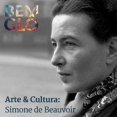 O Arte & Cultura de hoje fala sobre Simone de Beauvoir, importante escritora feminista e filósofa.  Vem com a gente e confira! :) #bemglo #arteecultura #simonedebeauvoir