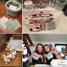 Estelle Desmit sur Instagram: DANS MA SALLE DE BAIN on retrouve mes premières cousettes et des souvenirs d un workshop de couture avec ma jolie belle-sœur #dpc2020j24…