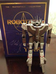 Robotech Masterpiec Collection YF-1R Jack Archer