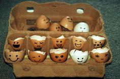 Kresse in Eierschalen auf http://liebenswertekleinedinge.blogspot.de/