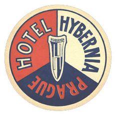 Repubblica Ceca - Praga - Hotel Hybernia | Flickr - Photo Sharing!
