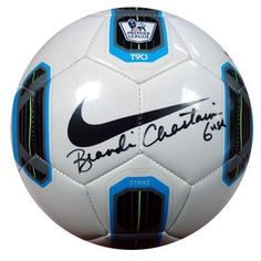"Brandi Chastain Autographed Nike Soccer Ball USA 6 PSA/DNA . $99.00. This is a Nike Soccer Ball that has been hand signed by Brandi Chastain. Brandi signed this one, ""USA 6."" The autograph has been certified authentic by PSA/DNA and comes with their sticker and matching certificate."