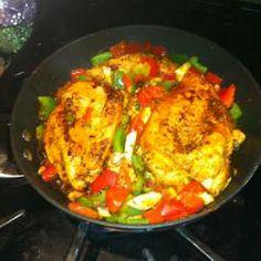 Cajun Chicken Pasta Recipe - Allrecipes.com