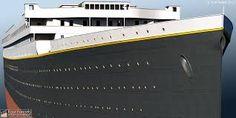 Resultado de imagem para model of the titanic