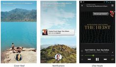 Facebook Home family of apps: Cover Feed, Notifications, Chat Heads, App Launcher
