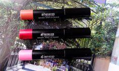 Benecos lipsticks
