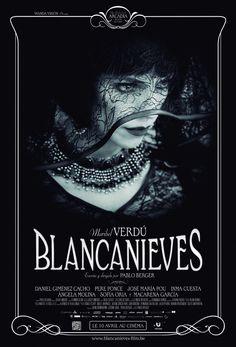 Póster de 'Blancanieves' para España