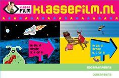 www.klassefilm.nl  ready to do spelletjes voor leerlingen over film.  Filmposters maken  Montage  Geluid toevoegen