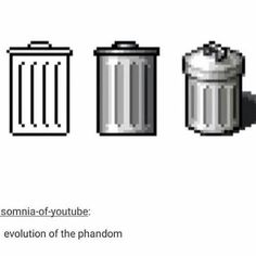 We're all trash
