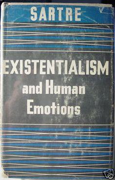 Jean-Paul Sartre - con L'esistenzialismo è un umanesimo