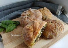 Greek Recipes, Vegan Recipes, Cooking Recipes, Greek Pastries, Armenian Recipes, Middle Eastern Recipes, Spanakopita, No Cook Meals, I Foods