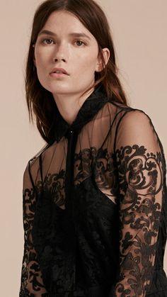 Romantic Dress Burberry