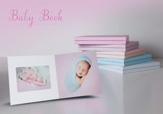 #BabyBook #Newborn #Portrait #babygirl #book #graphistudio #pink Professional Portrait Photography, This Book, Album, My Style, Books, Pink, Baby, Libros, Book