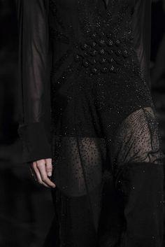 Donna Karan Fall 2014- Tuba TANIK