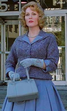Sandy Powell's amazing designs for Far from Heaven.  I just loved the color palate for the whole film.