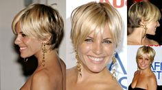 Sienna Miller hair from all angles.