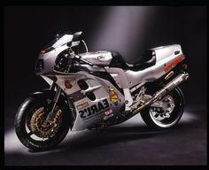 GSXR1100W Modified by Napong in year 1995