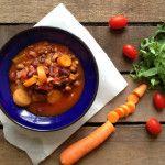 Vegetarian Spicy Bean Stew