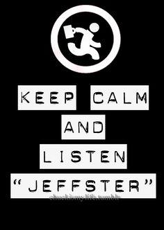 Rock on, Jeffster! @Alexis Toussaint