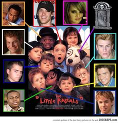 This Is How They Look Now  I had no idea that kid was Jeremy Sumpter!